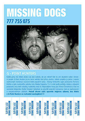 Roman Holý & Matthew Ruppert  G-POINT HUNTERS